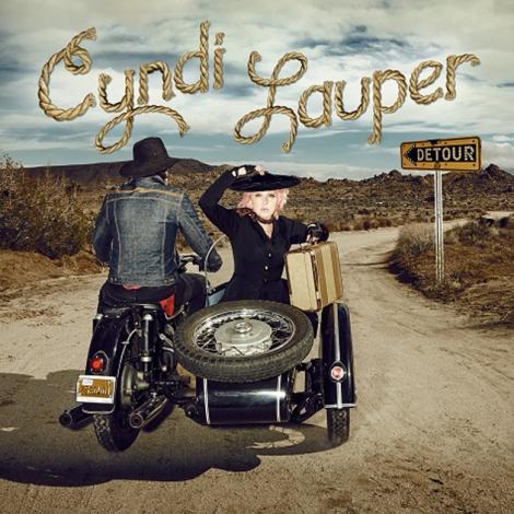 Cyndi-Laupers-Detour-Album